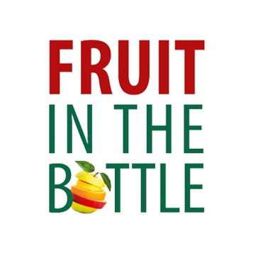 Fruit in the bottle